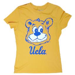 Retro Brand UCLA Retro Jeo Gold Tee
