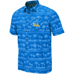Ucla Script Hilo Camp Shirt