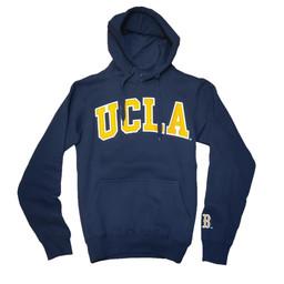 E5 UCLA Retro Hood Navy