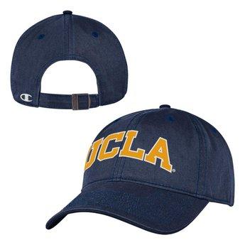 810dff2ca3f9d Champion UCLA Block 3D Navy Cap - Campus Store