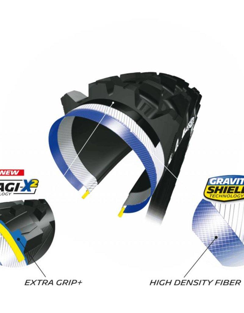 Michelin Wild Enduro, Front Tire, 27.5x2.4, Magi-X, Gravity Shield