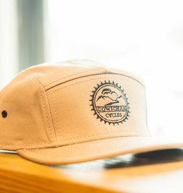 Cowichan Cycles Camper Hat - Tan
