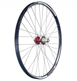 "Hope Pro 4 Enduro Rear Wheel, 27.5"",  12x148mm, Red Hub"