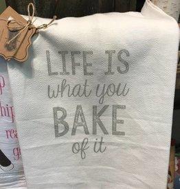 Mudpie Bake Printed Towel