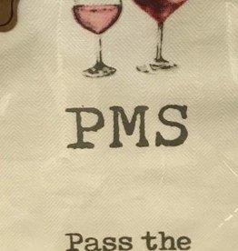 Mudpie PMS Wine Towel