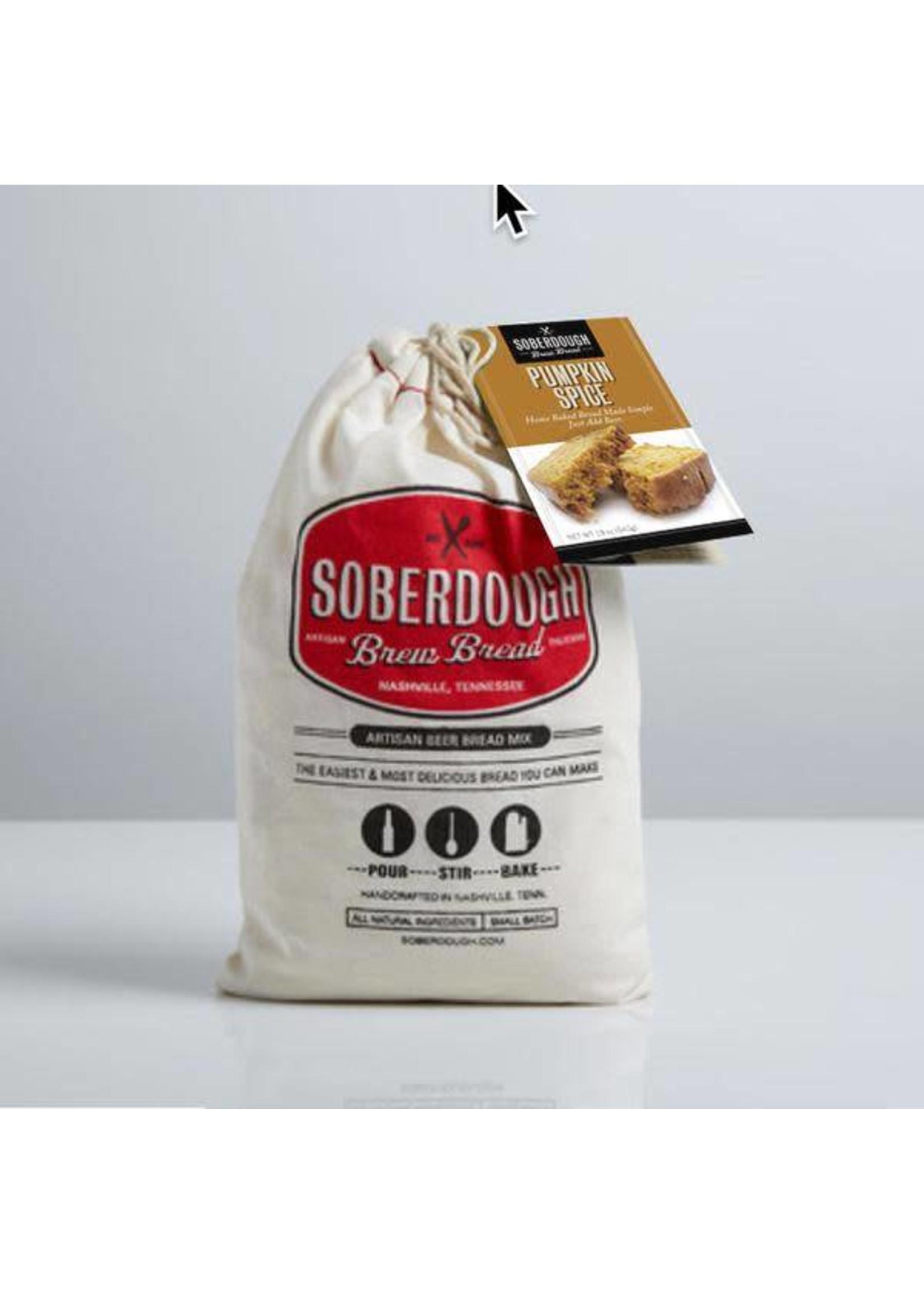 Soberdough Pumpkin Spice Brew Bread Mix