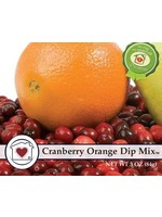 Country Home Creations Cranberry Orange Dip Mix