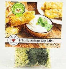 Country Home Creations Garlic Asiago Dip Mix