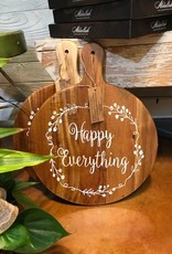 Happy Everything Acacia Paddle OBR