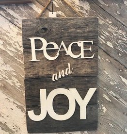 Peace and Joy Sign