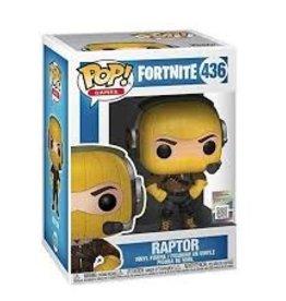 Pop Game Fortnite S1: Raptor