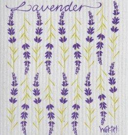 Lavender Swedish Cloth