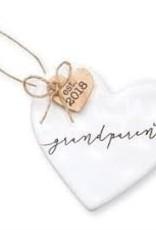 2018 Grandparents Ornament
