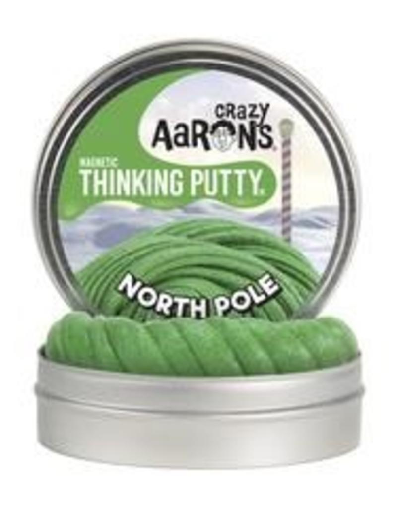 "Crazy Aaron's North Pole 4"" Tin with magnet"