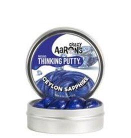 "Crazy Aaron's Ceylon Sapphire Precious Gems 3"" Tin"