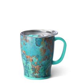 Swig 18 oz Mug Copper Patina