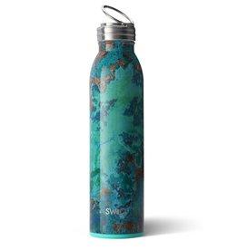 Swig Swig 20 oz Water Bottle Copper Patina