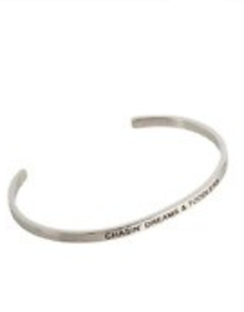Chasin' Dreams & Toddlers Embracelet Silver