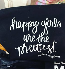 Happy Girls & Prettiest Make Up Bag