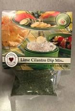 Lime Cilantro Dip