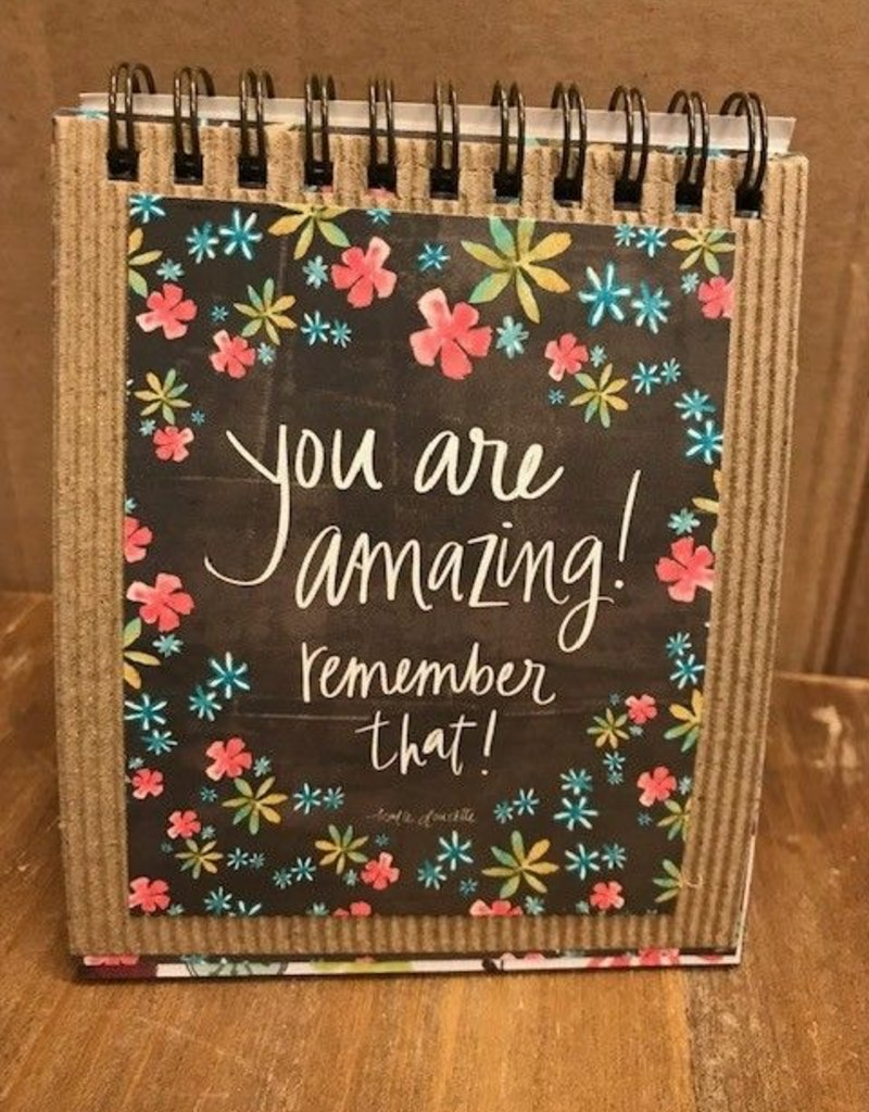 You Are Amazing Easelbook