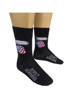 Funatic Honor. Respect. Remember. Socks