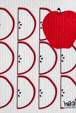 Apple Slices Swedish Cloth
