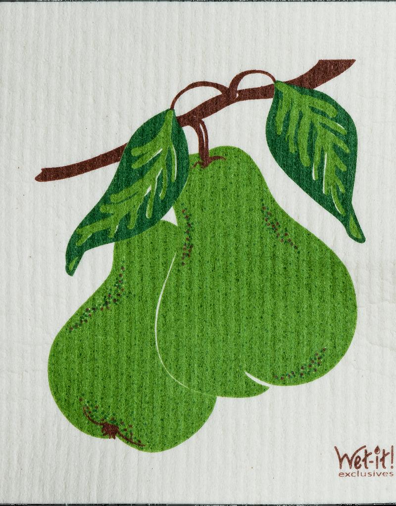 Bartlett Pears Swedish Cloth
