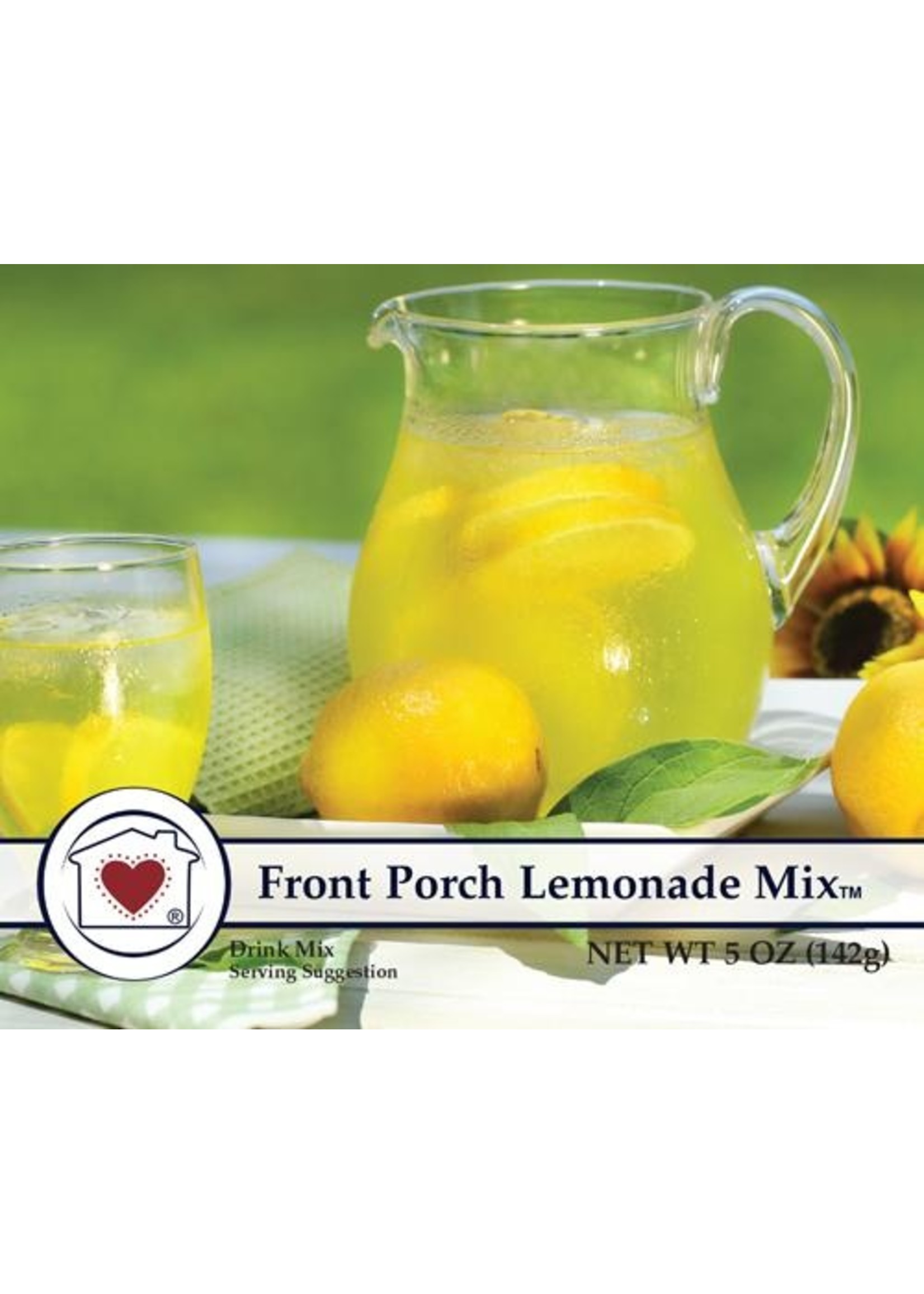 Front Porch Lemonade Mix