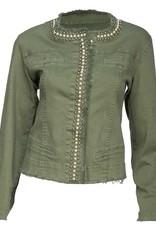 Studded Front Jacket