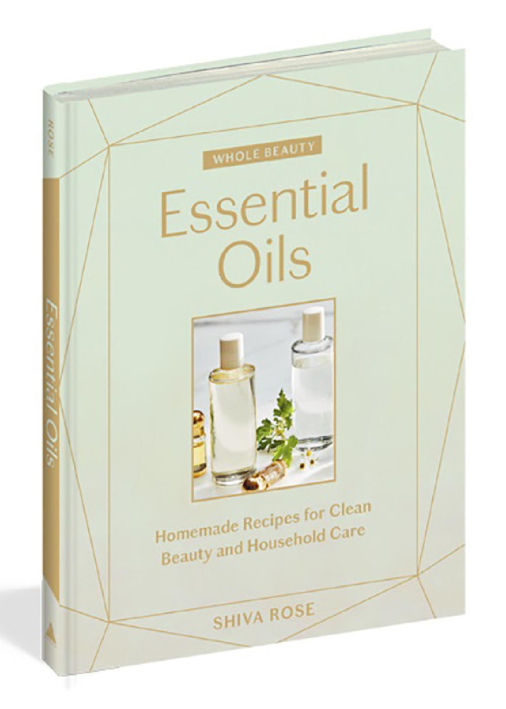 Essential Oil Book