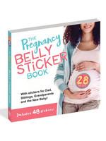 Pregnancy Belly Sticker Book