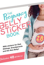 Pregnancy Belly Sticker Book
