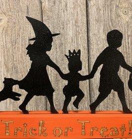 Trick or Treat kids