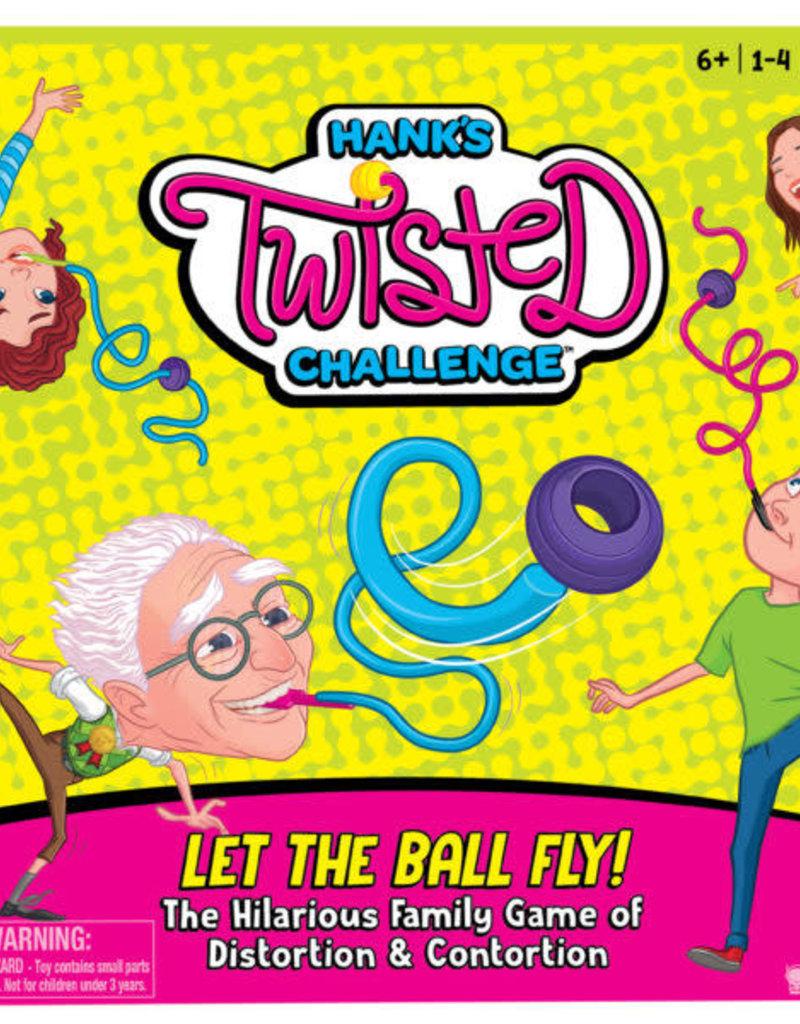 Hank's Twisted Challenge