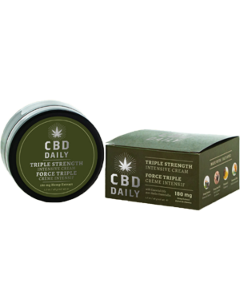CBD Daily Triple Strength Intensive Cream