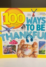 100 Ways To Be Thankful Book