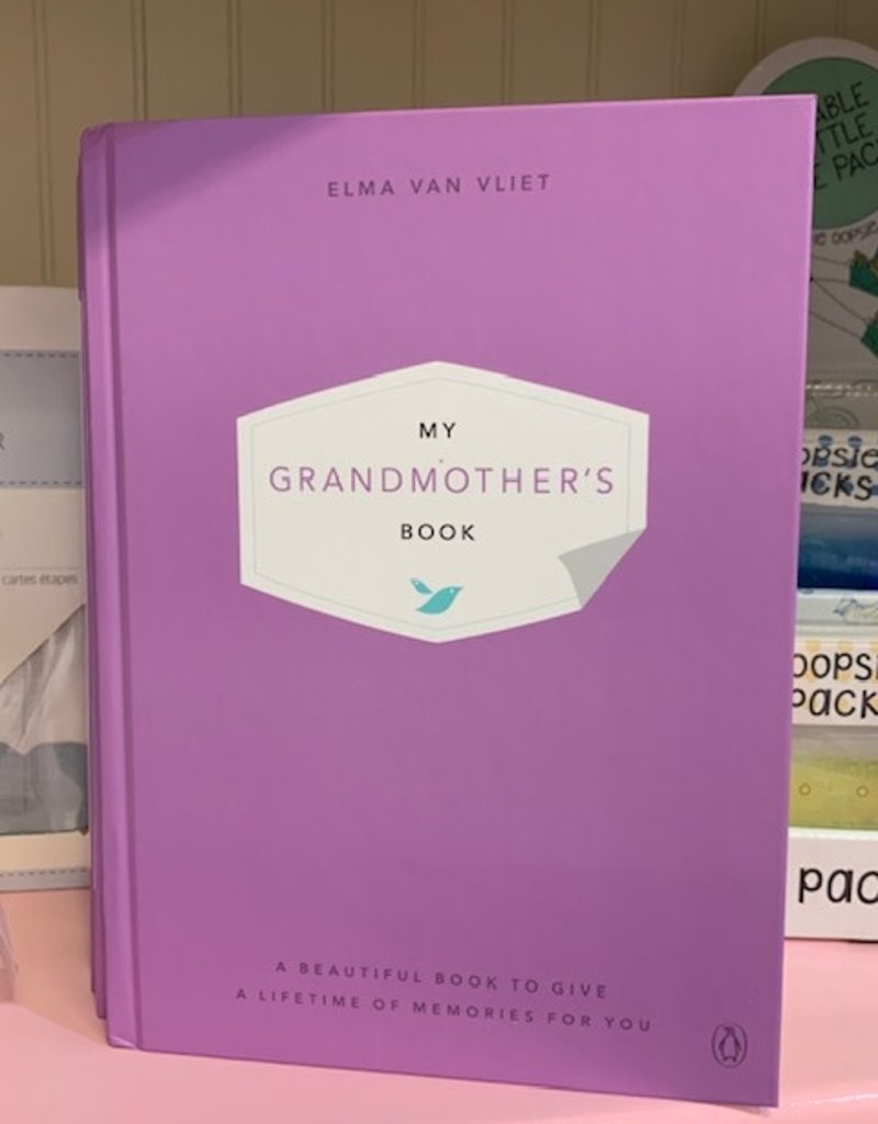 My Grandmother's Book