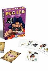 Peg Leg Card Game