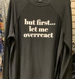 Sweatshirt Overreact
