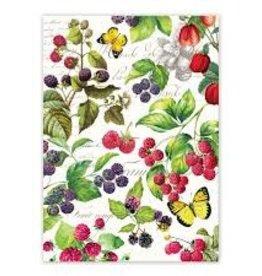 Michel Design Works Berry Patch Kitchen Towel