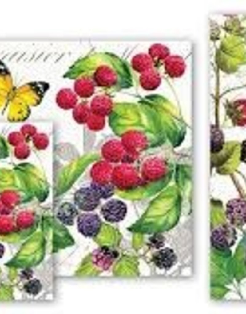 Berry Patch Cocktail Napkin