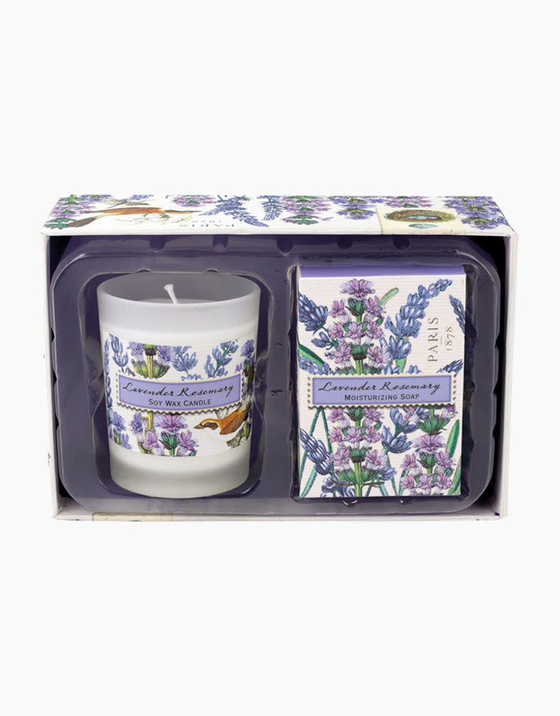 Michel Design Works Candle & Soap Gift Set