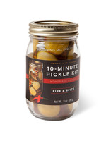 Wind and Willow Fire & Spice Pickle Kit