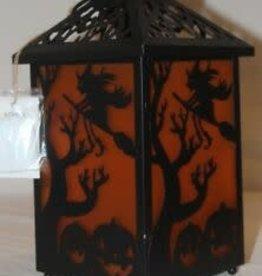 Lighted Halloween Lantern