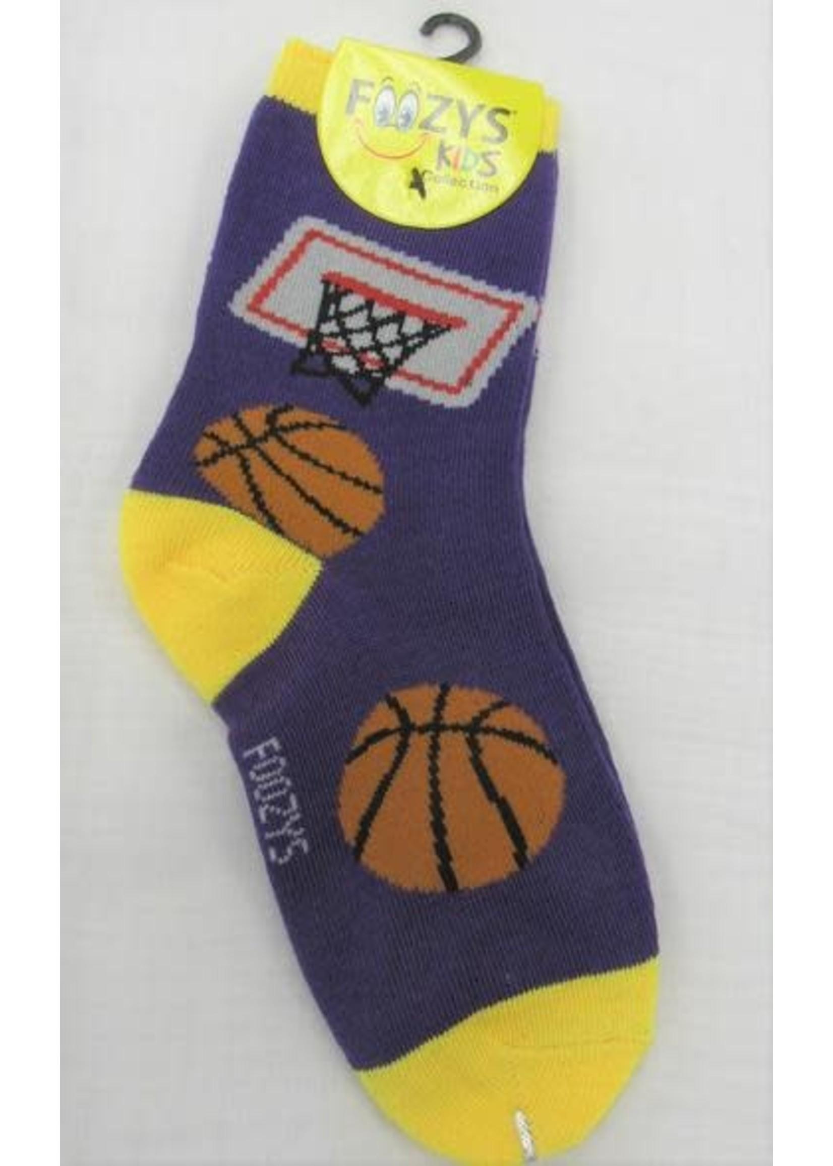 Foozys Basketball Socks