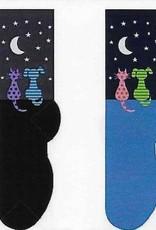 Star Gazing Cat & Dog