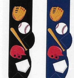 Baseball Adult Socks