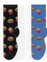 Foozys Burgers & Fries Socks
