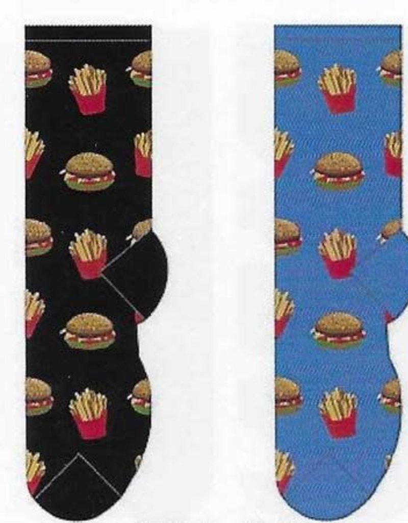 Burgers & Fries Socks